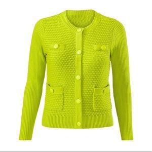 Cabi Loren cardigan sweater